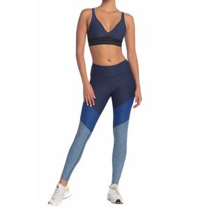Outdoor Voices • 7/8 Springs Leggings Blue